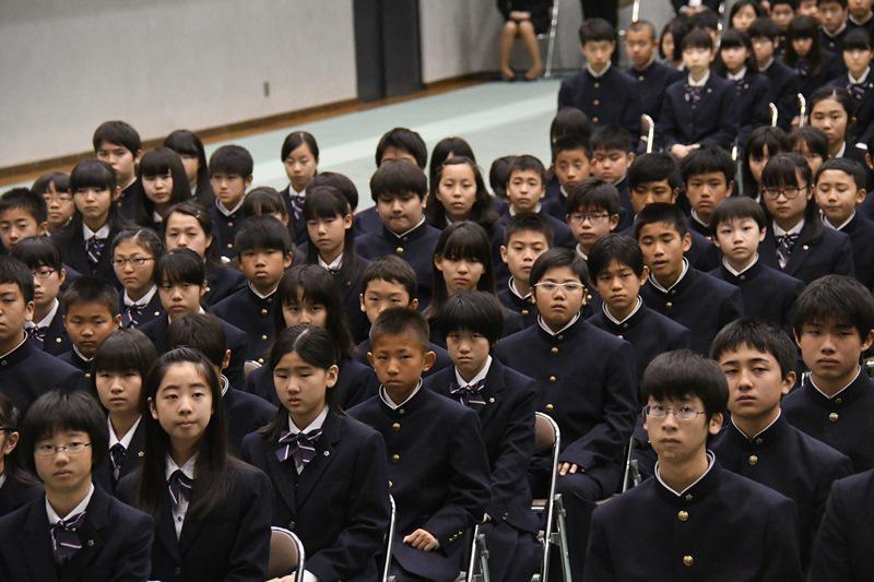 山梨学院中学校