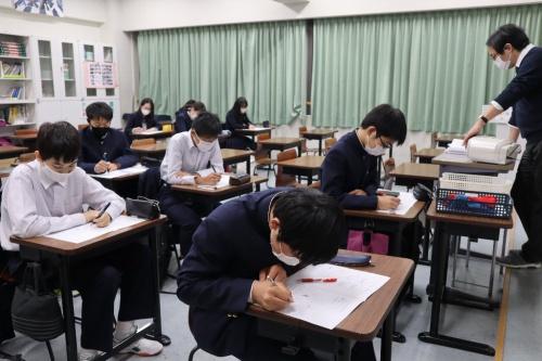 山梨学院中学校 部活